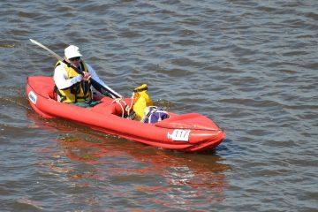 choisir un kayak gonflable