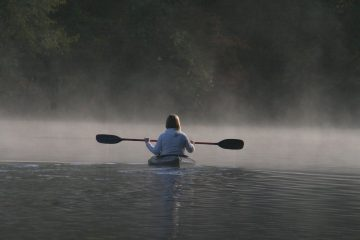 Technique kayak