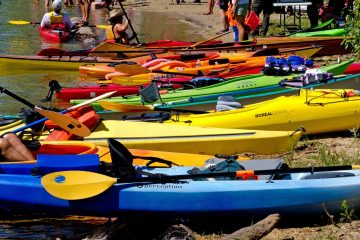 différence entre kayak et canoe