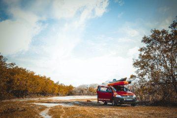 transport kayak voiture sans barre de toit
